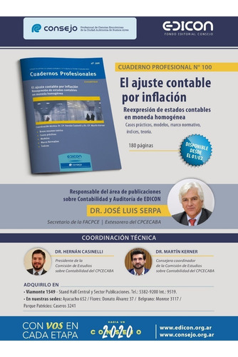 cuadernos profesionales nº 100 el ajuste contable por inflac