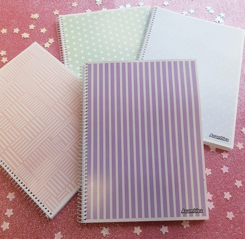 cuadernos universitario maraton o avon x80 hojas x 5 unid