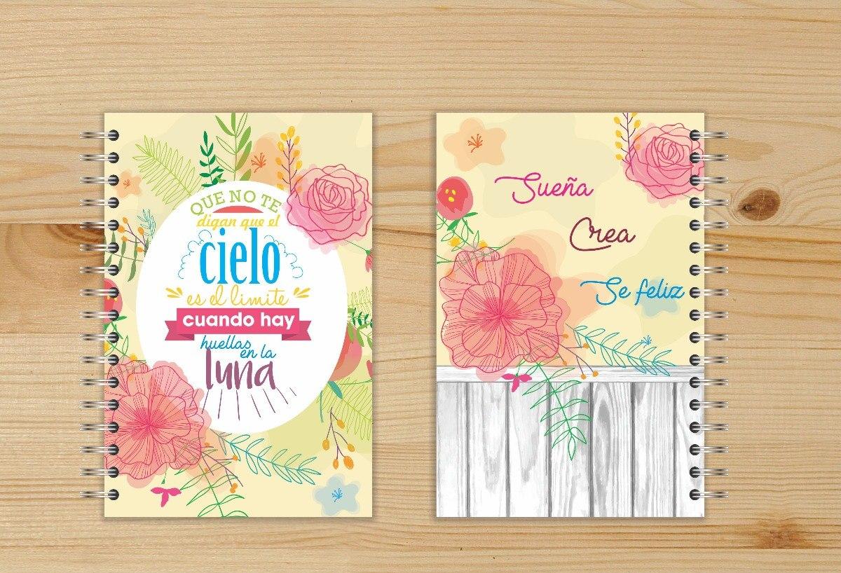 Portadas Para Cuadernos Y Libretas Con DiseÑos Marinos: Cuadernos Y Agendas Personalizadas + Diseño