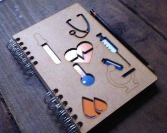 cuadernos y agendas personalizadas mdf