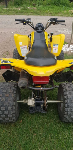 cuadri can am ds 250