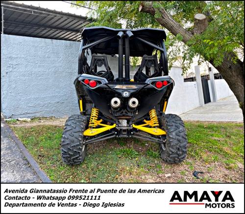 cuadriciclo can-am maverick xrsdps 1000cc! amaya motors !!!