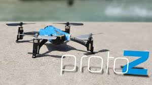 cuadricoptero proto-z micro rtf 2.4ghz, mini dron