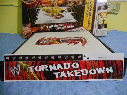 cuadrilatero tornado takedown