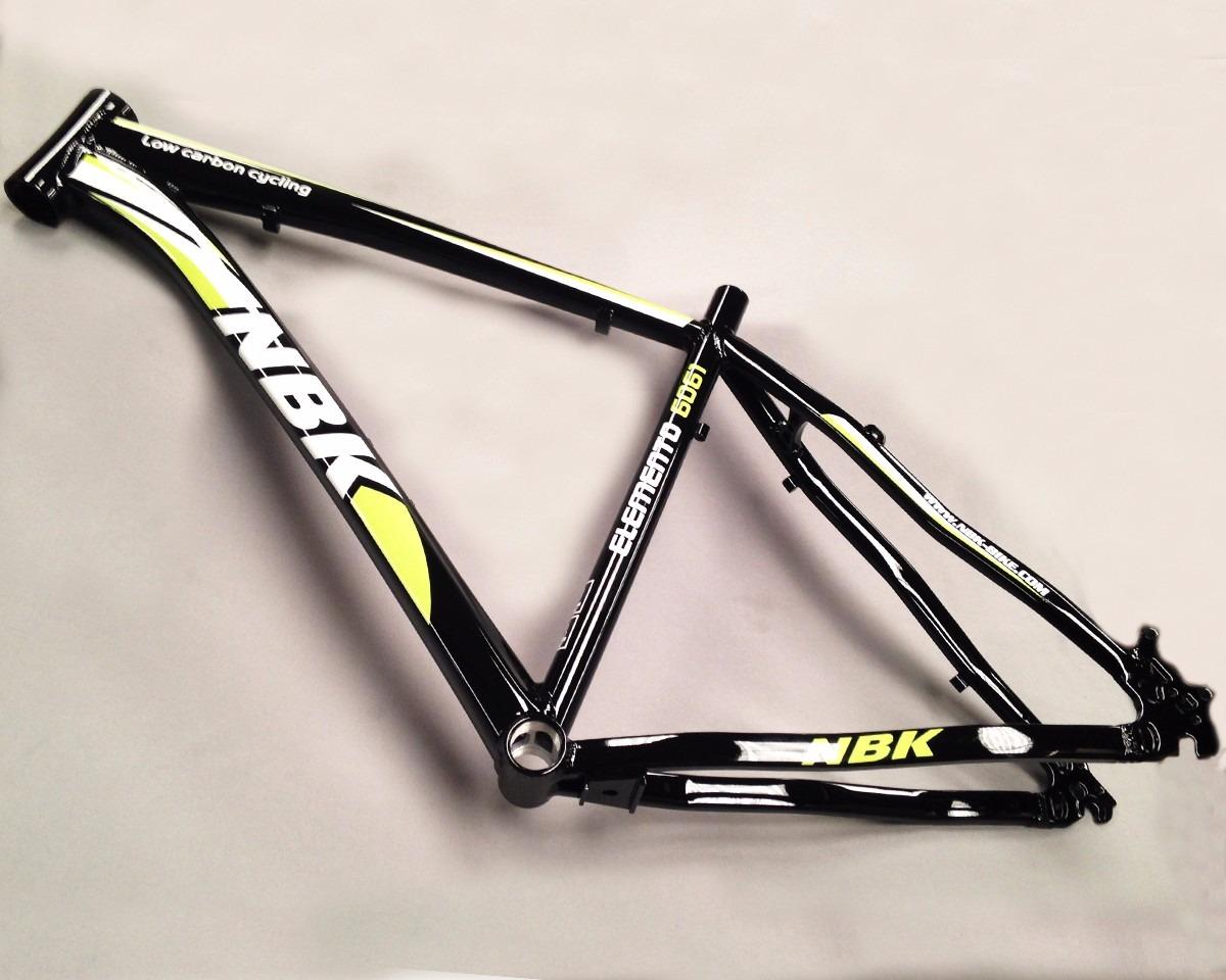 Cuadro 26 Aluminio Elemento Para Bicicleta Mtb - $ 2,090.00 en ...