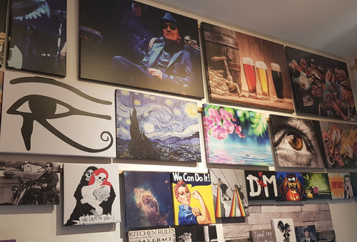 cuadro 40x60cm avatar posters carteles fotos cuadros