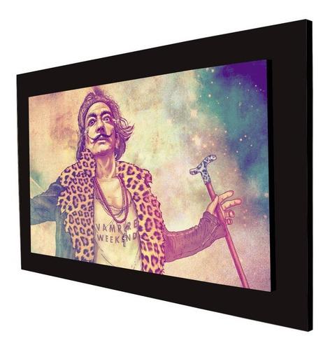 cuadro 60x40 cms dalí decorativo+envío gratis