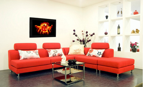 cuadro 60x40cms decorativo as roma!!!+envío gratis