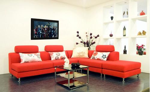 cuadro 60x40cms decorativo avengers 1!!!+envío gratis