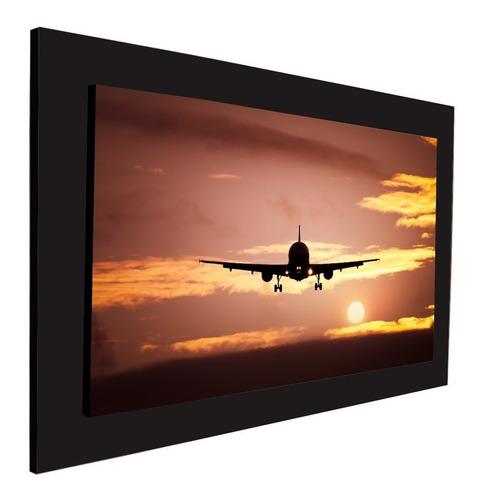 cuadro 60x40cms decorativo avion 3!!!+envío gratis