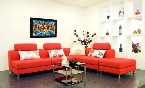cuadro 60x40cms decorativo batman collage4+envío gratis