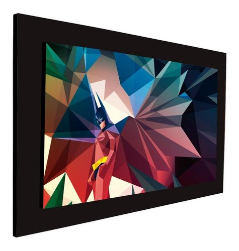 cuadro 60x40cms decorativo batman polyart2+envío gratis
