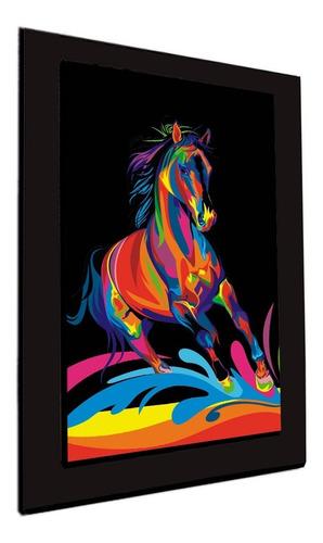 cuadro 60x40cms decorativo caballo+envío gratis