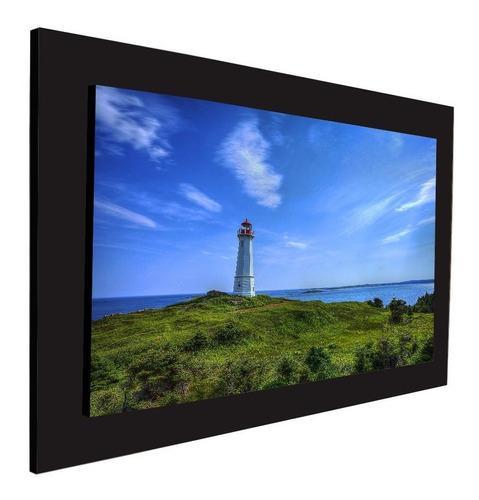cuadro 60x40cms decorativo faro!!!+envío gratis