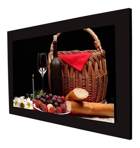 cuadro 60x40cms decorativo frances!!!+envío gratis