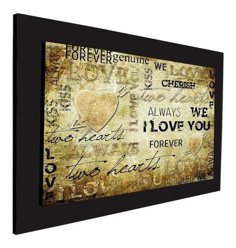 cuadro 60x40cms decorativo frase 1!!!+envío gratis