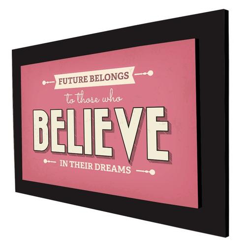 cuadro 60x40cms decorativo frase 5 !!!+envío gratis
