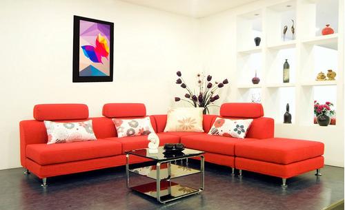 cuadro 60x40cms decorativo mariposa!!!+envío gratis