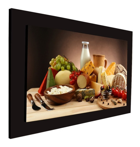 cuadro 60x40cms decorativo quesos 1!!!