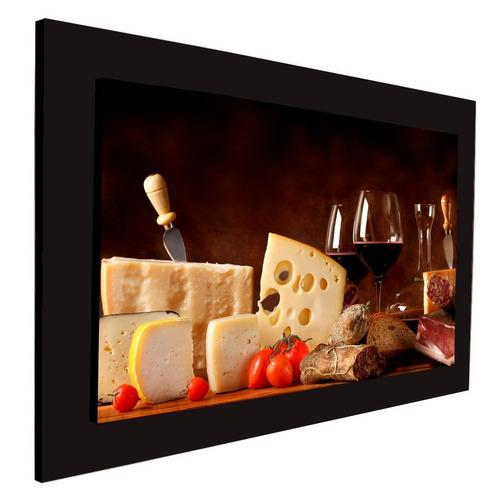 cuadro 60x40cms decorativo quesos 2!!!+envío gratis
