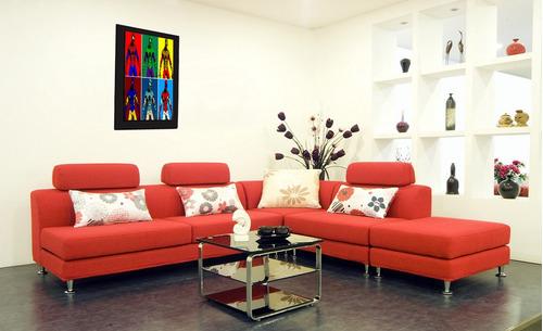 cuadro 60x40cms decorativo spiderman 1!!!+envío gratis