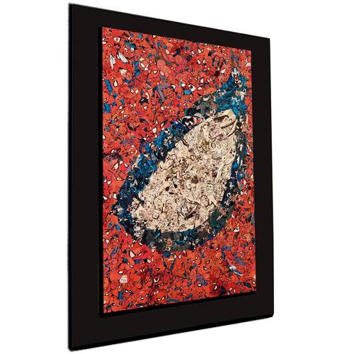 cuadro 60x40cms decorativo spiderman collage +envío gratis