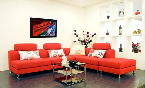 cuadro 60x40cms decorativo superman poliart+envío gratis