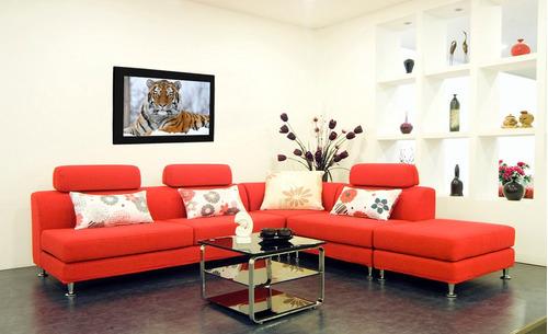 cuadro 60x40cms decorativo tigre 1!!!+envío gratis