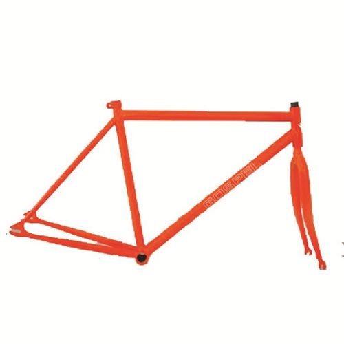 cuadro 700 con tijera para bicicleta fixie