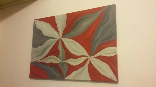 cuadro abstracto moderno