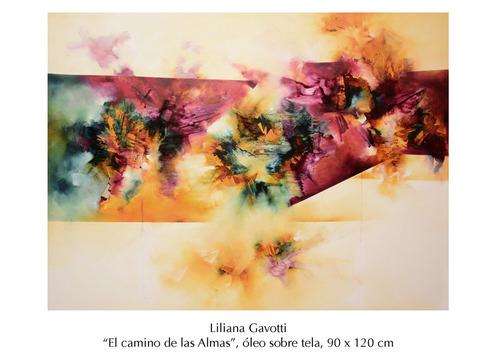 cuadro abstracto moderno oleo tela cocina dormitorio 120x90
