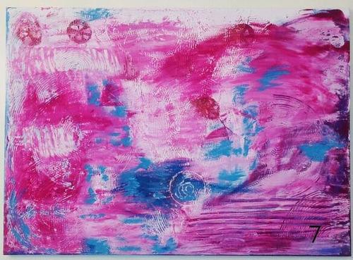 cuadro abstractos acrílico