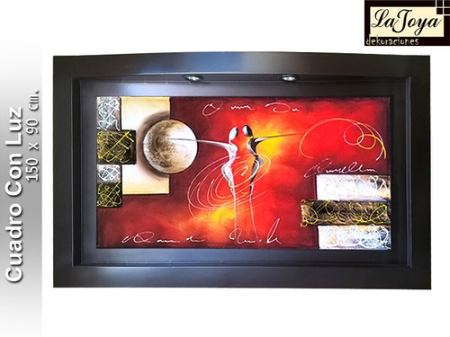 cuadro al óleo decoración y moda dale vida a tus espacios