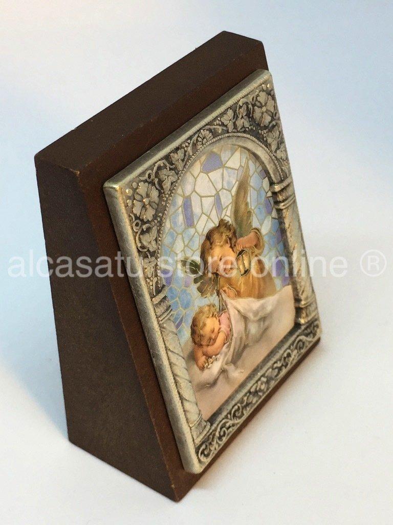 Magnífico Marco De Imagen ángel De La Guarda Viñeta - Ideas ...