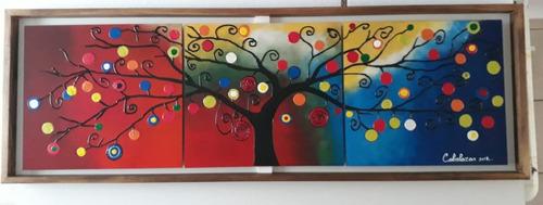 cuadro arbol de la vida decorativo