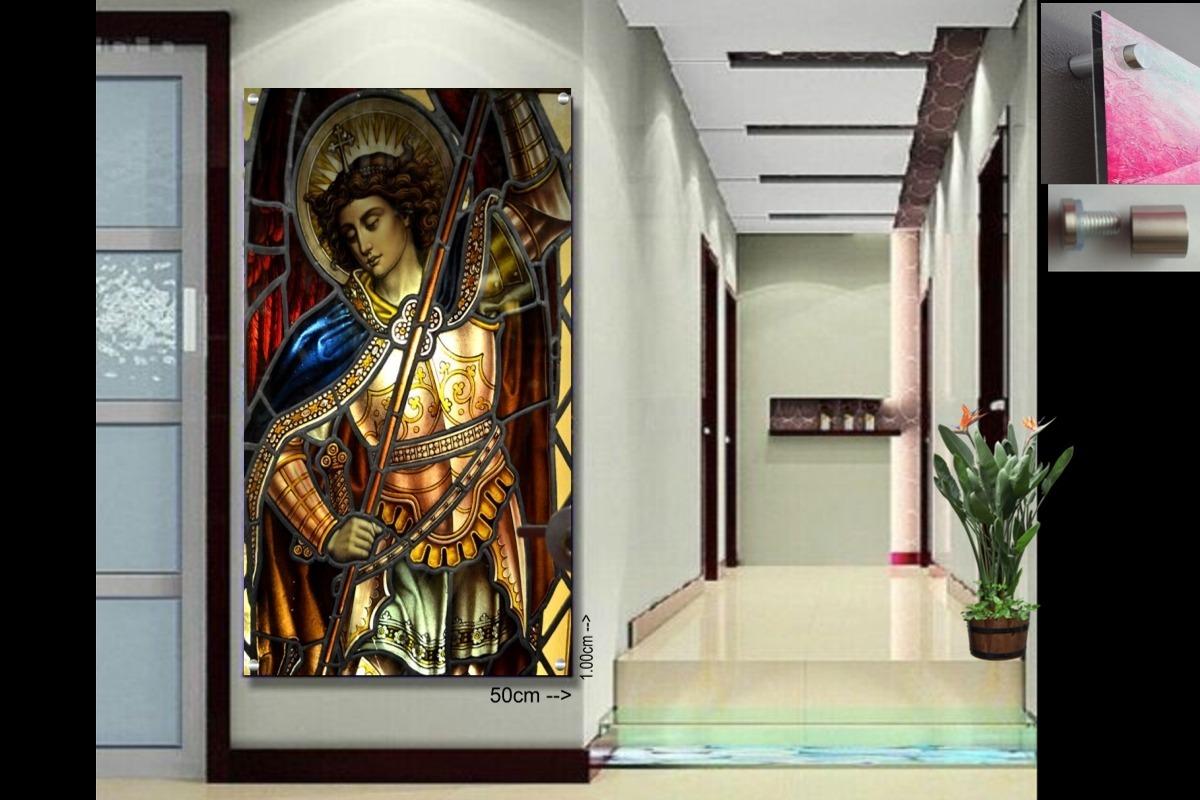 Cuadro Arte Moderno Acrilico Sala Comedor #433 San Miguel ...