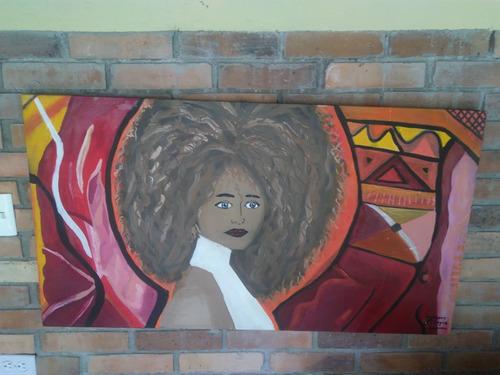 cuadro artístico, pintura, oleo sobre lienzo