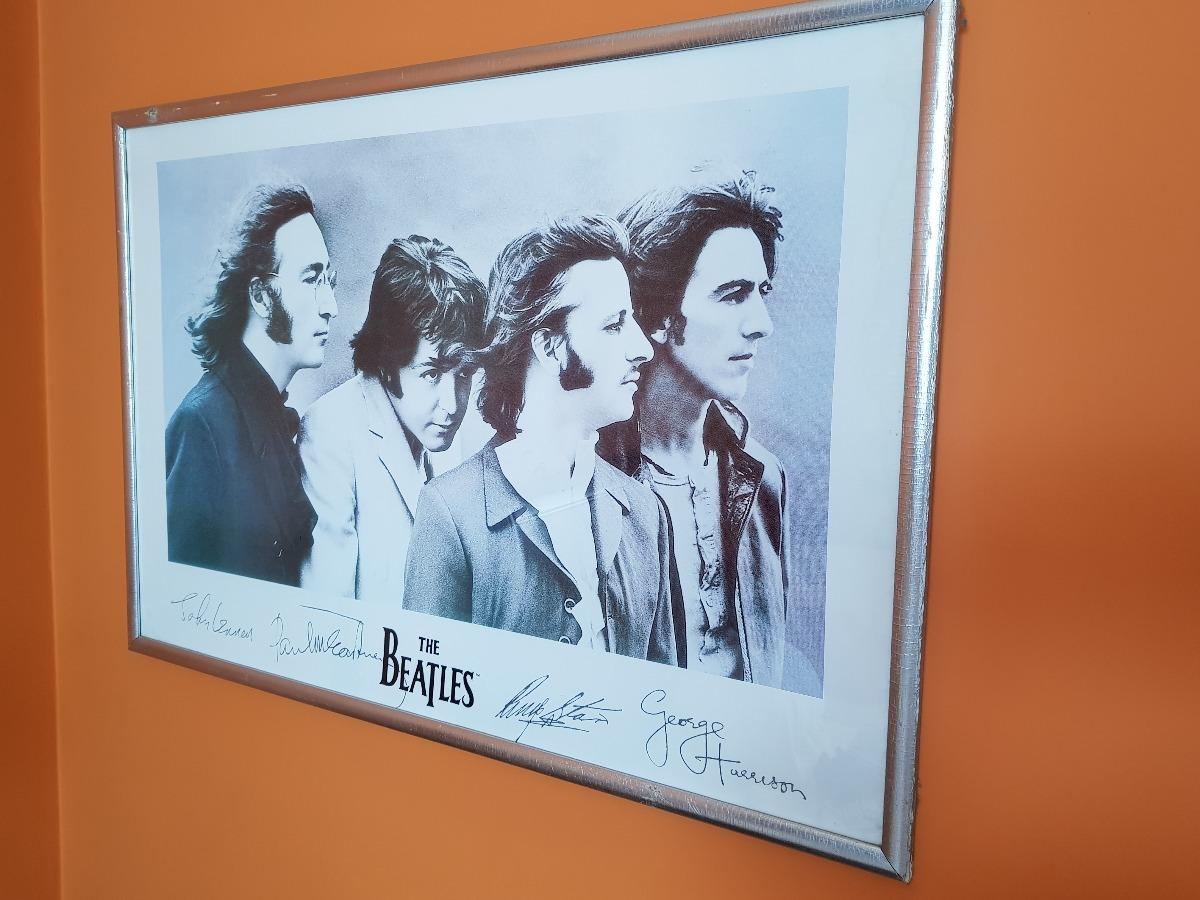 Lujoso Beatles Cuadros Enmarcados Colección - Ideas Personalizadas ...