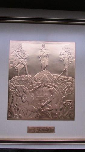 cuadro bicentenario simón bolívar