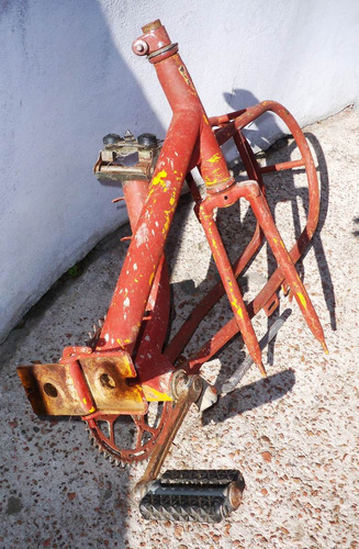 cuadro bicicleta bicicleta