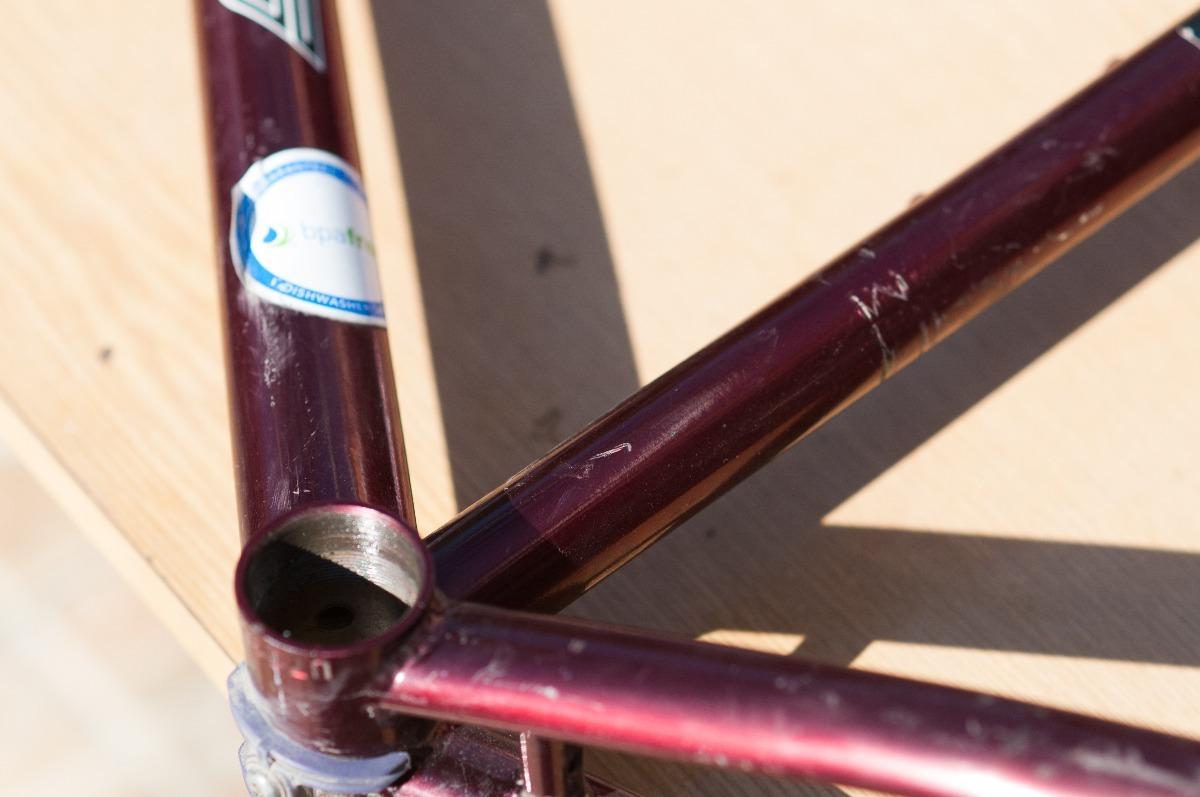 Cuadro Bicicleta De Acero Crmo Khs - $ 75.000 en Mercado Libre
