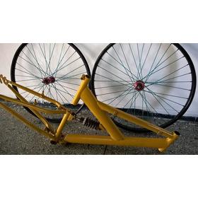 Cuadro Bicicleta Montañera Rin 26