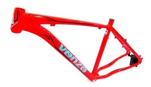 cuadro bicicleta venzo eolo rodado 29 disco - racer bikes