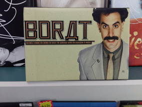 Cuadro Borat Pelicula Comedia Cine 20x30cm Somos Local Envio