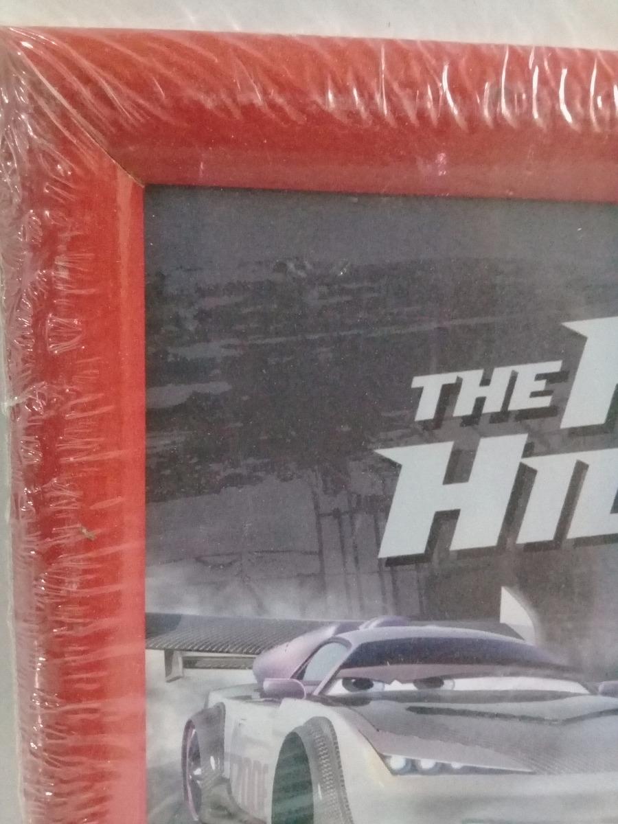 Cuadro Cars 23 X 23 Cm Marco Rojo (microcentro) - $ 90,00 en Mercado ...