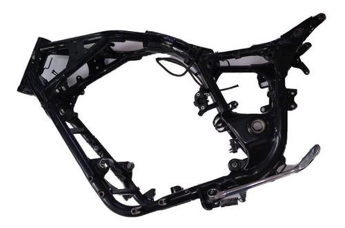 cuadro chasis moto honda shadow vt1100 titulopedimento placa