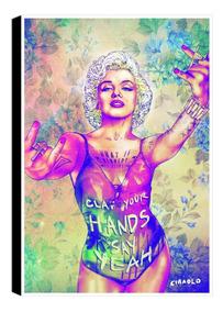 Lady Gaga Art Pop Cuadros Carteles Y Espejos En Mercado Libre Argentina