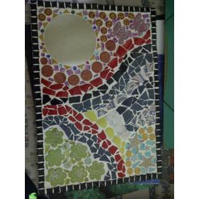 Cuadro Con Tecnica De Mosaiquismo