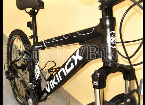 cuadro de aluminio vikingx aero x55 (nuevos)