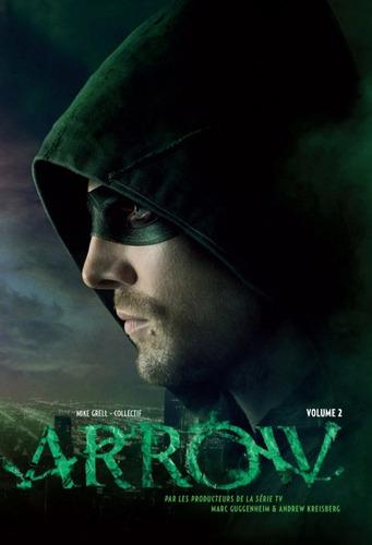 cuadro de arrow y todas las series y tus héroes dc comics